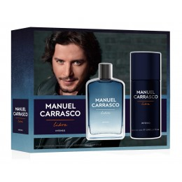 Libre Manuel Carrasco edt 100 vapo + deo spray 150 ml