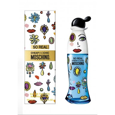 Moschino Cheap&Chic So Real edt 100 vapo