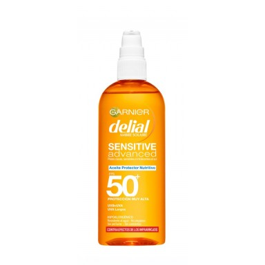 DELIAL 150 ML. SPRAY ACEITE SENSITIVE
