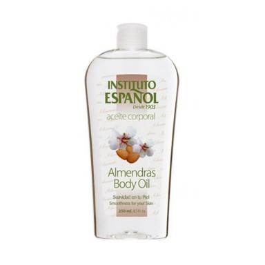 instituto español aceite corporal hidratante almendras 400 ml.