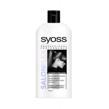 Syoss acondicionador Salon Plex 500 ml. reparador