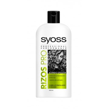 Syoss acondicionador Rizos Pro 500 ml.