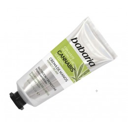 Babaria Cannabis crema de manos 50 ml. aceite de cannabis