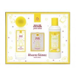 Alvarez Gómez Agua de Colonia para Niños 175 ml. + toallitas + loción