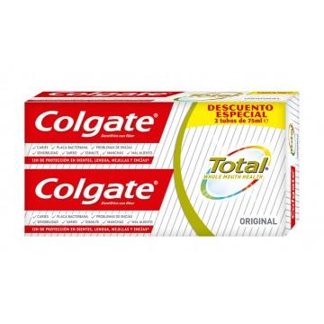 Colgate Total 75 ml. duplo