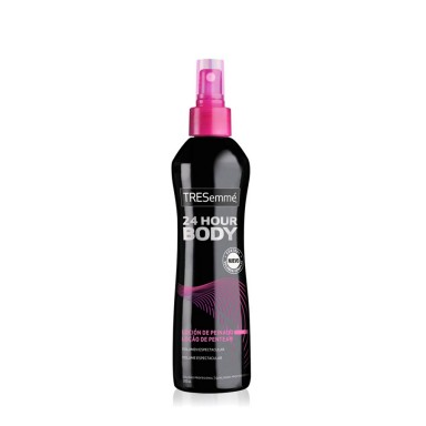 Tresemme Pack 24 Hours Body Lotion Peinado 250 ml.