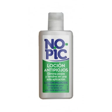 No-Pic loción antipiojos 100 ml.