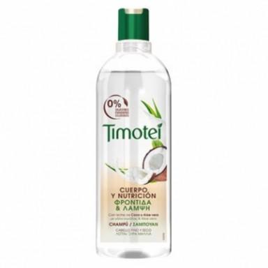 timotei champu 400 ml. coco
