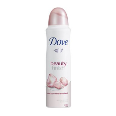 Dove Beauty Finish Desodorante Spray 200 ml.