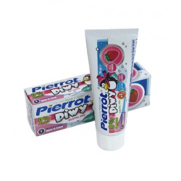 Pierrot gel dental infantil 75 ml