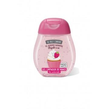 The Fruit Company gel manos higienizante 45ml fresa y nata