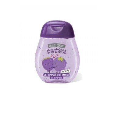 The Fruit Company gel manos higienizante 45ml mora