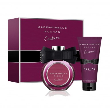 Rochas Mademoiselle Couture edp 50 ml vapo + body lotion 100 ml