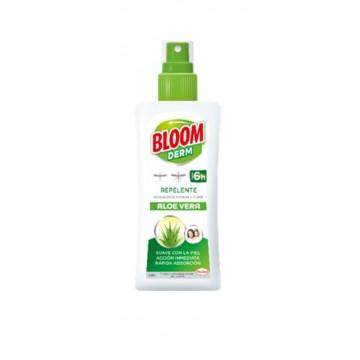 bloom derm repelente 100 ml. aloe