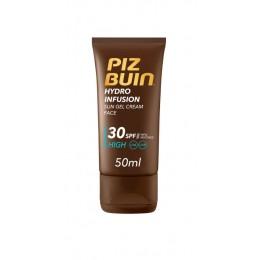 Piz Buin F-30 50 ml crema gel facial
