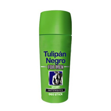 Tulipan Negro For Men Desodorante Stick 75 ml.