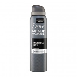 Dove Men Invisible Desodorante Spray 200 ml.