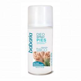 Babaria Sensación Talco Desodorante para Pies 150 ml.