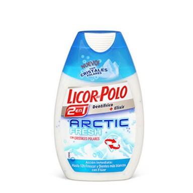 Licor del Polo 2 en 1 Arctic 75 ml.