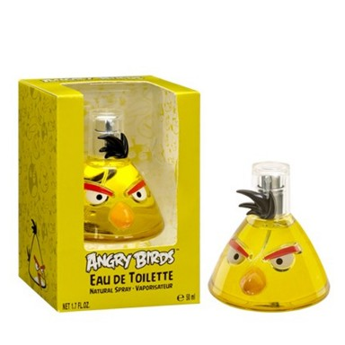 Angry Birds Yellow Bird 50 ml. EDT