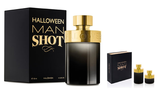 Halloween Shot Woman: